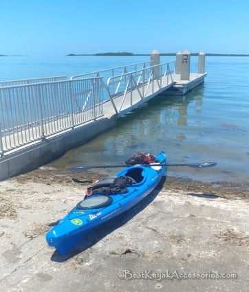 kayak launch ft de soto boat ramp st pete florida ©2019 All rights reserved