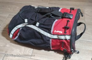 NRS Taj M'haul kayak bag ©2019 All rights Reserved