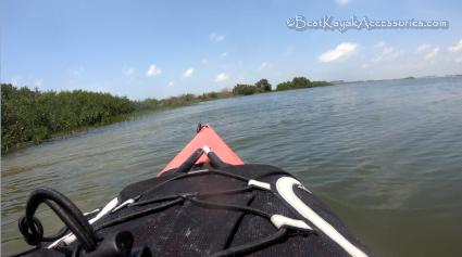 Kayaking in Pinellas County FL - Caladesi Island