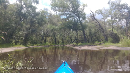 Kayaking Little Manatee River - Seaboard Air Line Bridge to US-301 ©2019 All rights Reserved