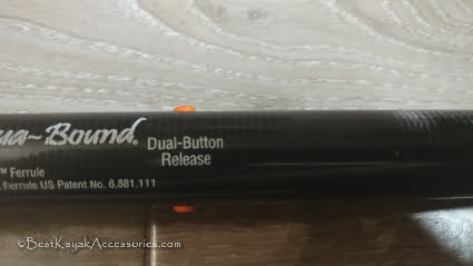 Aquabound Posi-Lok Ferrule Release