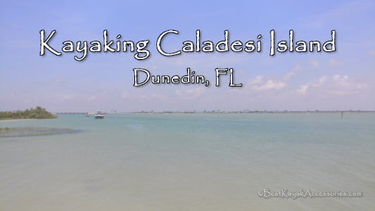 Kayaking Caladesi Island Dunedin FL © 2019 All Rights Reserved