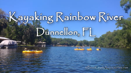 rainbow river kayaking ©2019 All rights Reserved